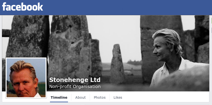 Stonehenge Ltd. Facebook Page
